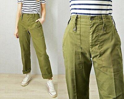 NEW US MILITARY OG507 UTILITY PANTS TROUSER ARMY FIELD VINTAGE Fatigue 33 34 36
