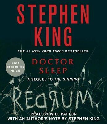 Doctor Sleep by Stephen King: New Audiobook