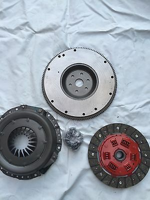 Ford Cvh  Lightened Flywheel & Uprated Sports Clutch Kit