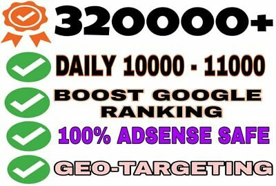 Give You Unlimited Real Human Traffic and Boost Your Google Ranking Drastically