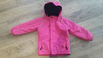Girls waterproof jacket 4yrs Playtech
