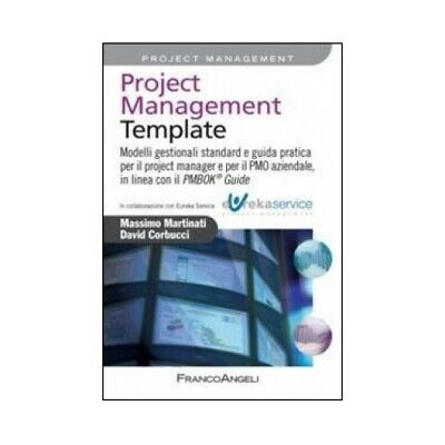 Libro Project Management Template - Massimo Martinati, David Corbucci