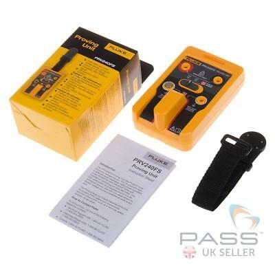 *NEW* Genuine Fluke PRV240FS Proving Unit for T6 Testers / UK Approved Seller