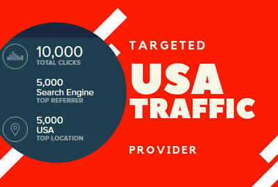 Drive Targeted Usa Website Traffic Get 500 Targeted Usa Website Traffic.