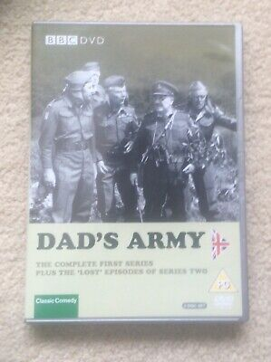 DAD'S ARMY The Complete First Series Plus the Lost Episodes of Series Two [DVD]