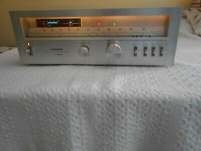 PIONEER SERVO LOCKED STEREO TUNER TX-7800 ( cover missing )