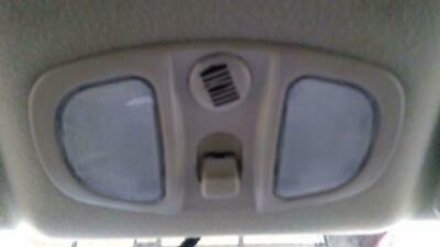 2002-2007 Saturn Vue Equinox Torrent Dome Light Switch Assembly Beige Lens Cover
