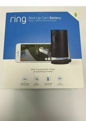 Ring Stick Up Cam - BRAND NEW Factory Sealed