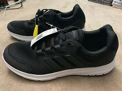 Adidas Mens Running Shoes Galaxy 4 Size 13 Cloudfoam Comfort F36163 NEW