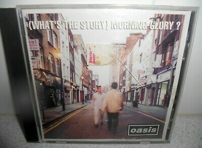 (Whats the Story) Morning Glory by Oasis (CD,...