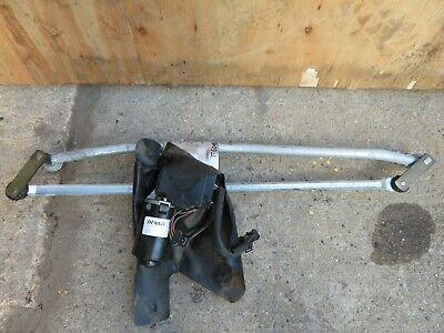 1999-2004 Bentley Arnage Front Windshield Windscreen Wiper Motor W/ Linkage Oem