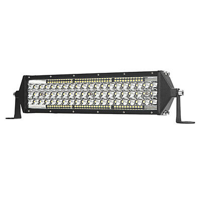 12inch 280W LED Work Light Bar 5 Rows Driving Lamp Combo Bean Offroad 4WD SUV ST