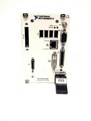 *USA* National Instruments NI PXI-8108 PXIe, 2.53 GHz Dual-Core Processor