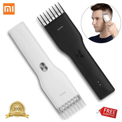 Xiaomi ENCHEN Electric Hair Clipper Two Speed ​​Ceramic Cutter Shaver USB Charge