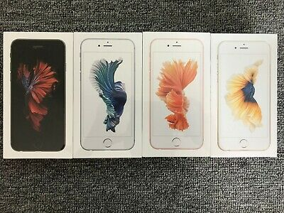 NEW Apple iPhone 6s Plus 128GB Gold/Silver/Grey/Rose 1Yr Warranty in Sealed Box
