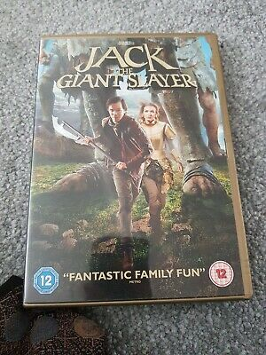 Jack the Giant Slayer DVD (2013) Ewan McGregor, Singer (DIR) cert 12 Great Value