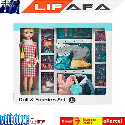 Fashion Casual Wear Clothes Outfit  For Barbie Doll NEW Christmas Birthday Gift