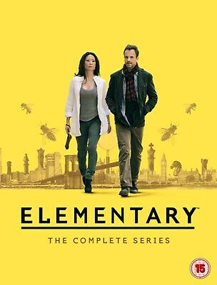 Elementary: The Complete Series (Box Set) [DVD]