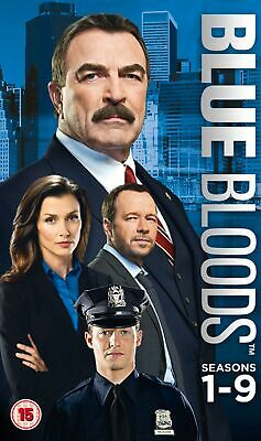 Blue Bloods: Seasons 1-9 (Box Set) [DVD]