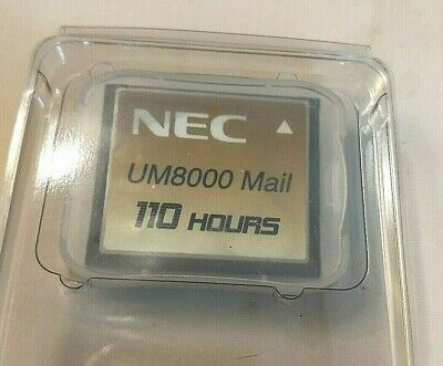 NEC UM8000 Compact Flash Media Card 110 Hour - Part #  670836 - WHY PAY MORE ??