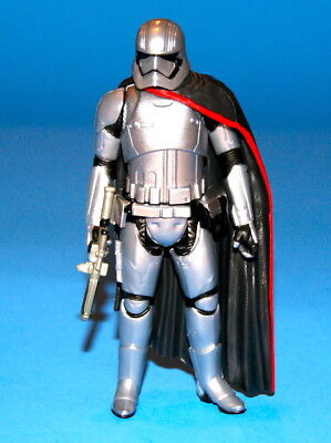 Star Wars The Force Awakens Captain Phasma Loose Complete