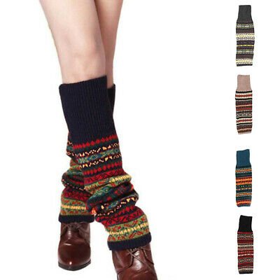 Roma Costume LW107 Pink And Black Leg Warmers