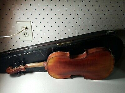 Antique German Violin circa 1900 violon 4/4