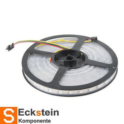 Sparkfun 5m LED RGB Strip Sealed Addressable 300xWS2812 LEDs 5V 3Pin JST SF12028
