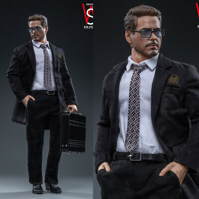 Iron Man Tony Stark 1/6 SW Ourworld FS021 12IN Figure In-stock Not Hot Toys