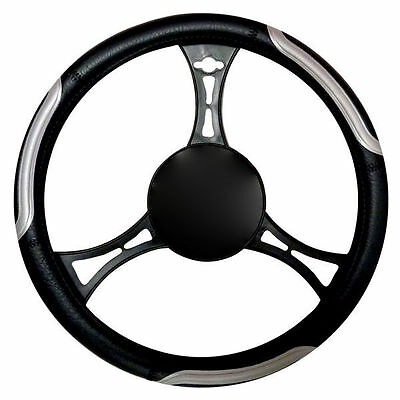 37-39 Cm Universal Steering Wheel Cover Styling Tuning Decoration Protection New