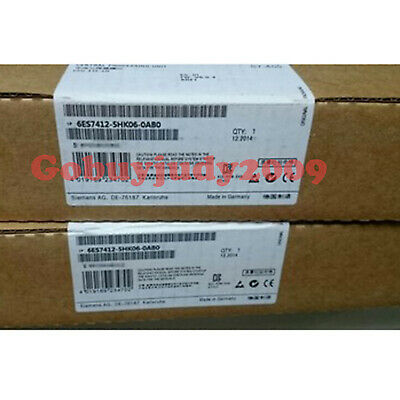 1PC Brand New Siemens 6ES7 412-5HK06-0AB0 Quality assurance fast delivery