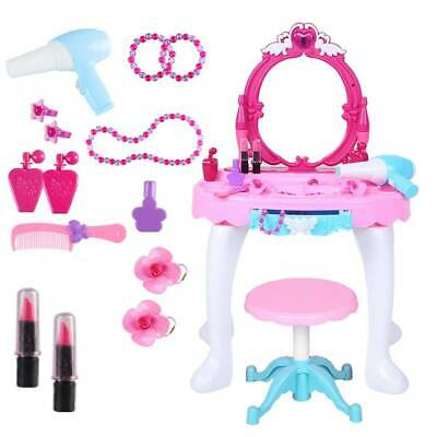 premium selection 2acfd b8f09 LOL GIRL MAKEUP Role Play Toys Pink Vanity Table Flashing ...