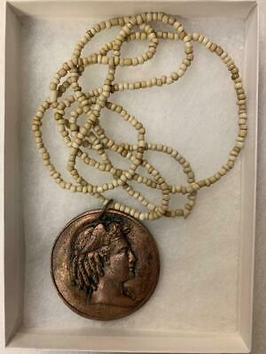 Beautiful 1832 Seminole Indian Peace Medal