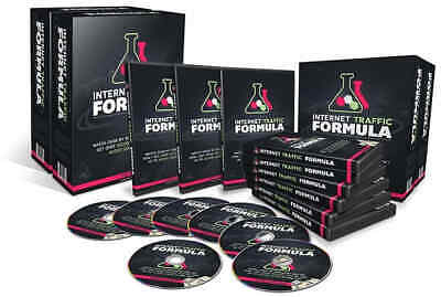 Give You Internet Traffic Formula Video Training by Vick Strizheus
