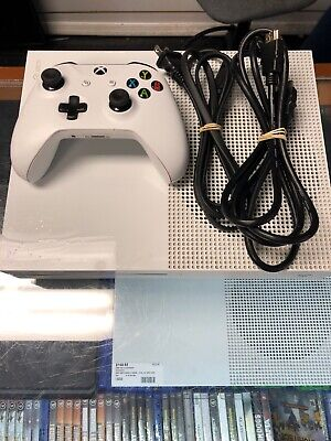 Microsoft 1681 Xbox One S 500GB Game Console - White