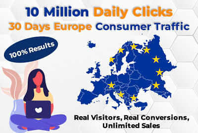 Instantly Deliver Eu Ecommerce Consumer Socialmedia Traffic Daily Reports