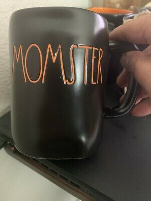 AUTHENTIC! Rae Dunn Artisan Collection MOMSTER Mug