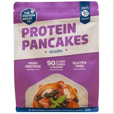 The Protein Bread Co Protein Pancake Mix 300g