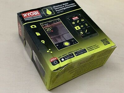 Ryobi Phone Works RPW - 3000 Moisture Meter DIY Gadget for Smart Phone