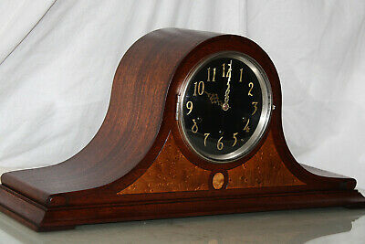 ANTIQUE SETH THOMAS SHELF MANTLE CLOCK-Totally!!-Restored- c/1938 Chime No.60
