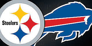 Steelers v. Bills - PARKING PASS - Blue 10 Garage - 12/15/2019