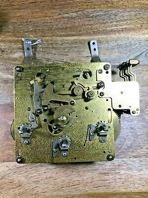 Clock Movement (Stamped 82) for Parts/Repair (Untested) (Lot K997)