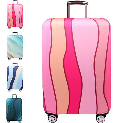 "Waterproof Elastic Luggage Suitcase Bags Cover Protector Anti scratch 18"" - 32"""