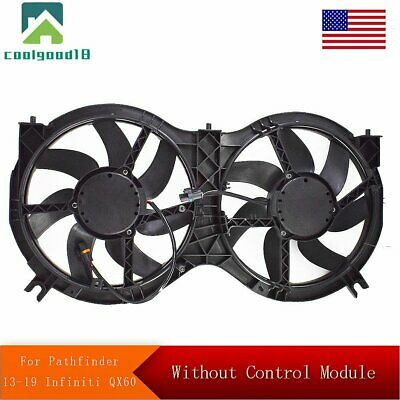 21481CG000 IN3120100 New Cooling Fan Assembly for Infiniti FX45 2003-2008