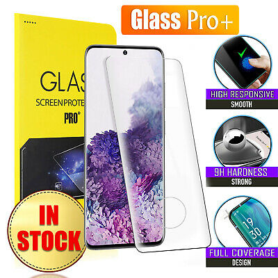 Samsung Galaxy S8 S9 S10 Plus S10e Note 8 9 Full Tempered Glass Screen Protector