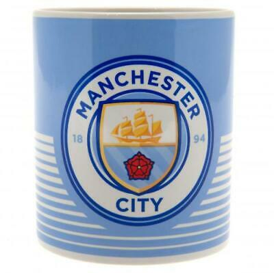 Manchester City Man City FC Mug Cup Ceramic Coffee Tea Gift Official Product