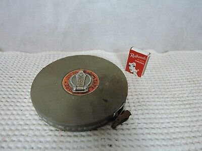 Vintage Eslon Made in Japan 30m Tape Measure