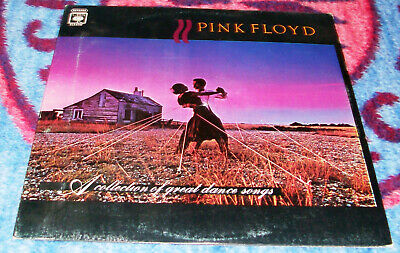 Pink Floyd ‎– A Collection Of Great Dance Songs,OIS,MEXICO first press 1981 RAR