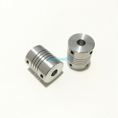 1pc Flexible Coupling DR 3mm to 10mm D20 L25 Shaft Coupler Encoder Connector CNC
