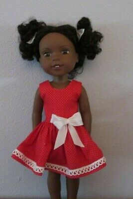 "Dress for Wellie Wisher  14""Doll--SA"